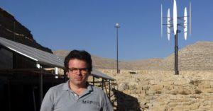 Andrea Ragni MRP illuminazione Libano Diga di Chabrough