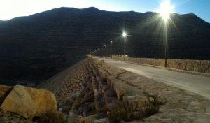 MRP illuminazione Libano Diga di Chabrough