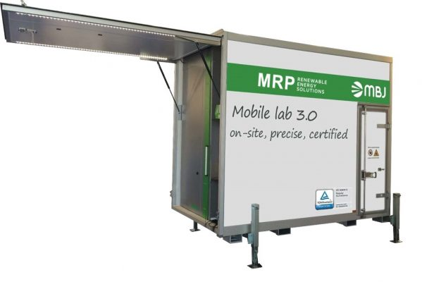 Mobile Lab MRP Partnership with MBJ