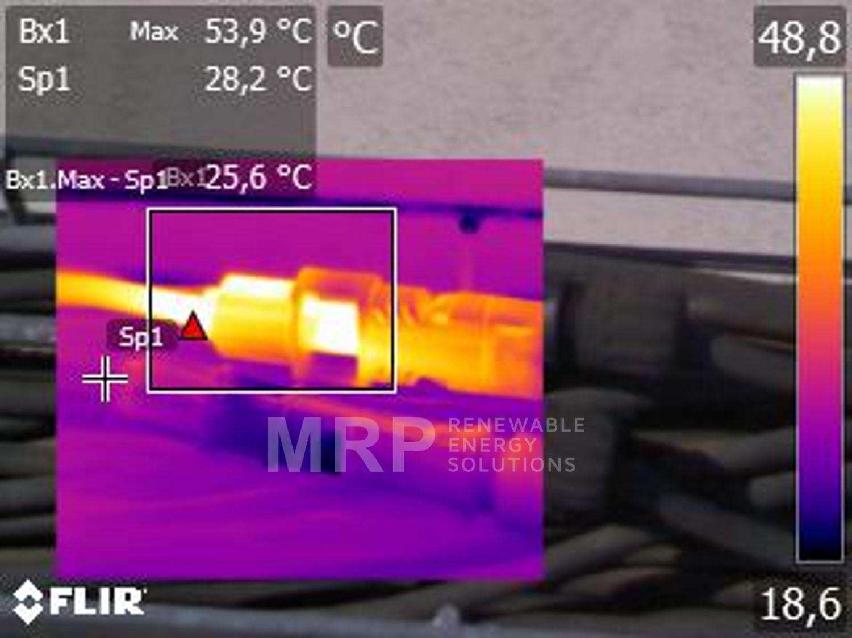 termografia surriscaldamento