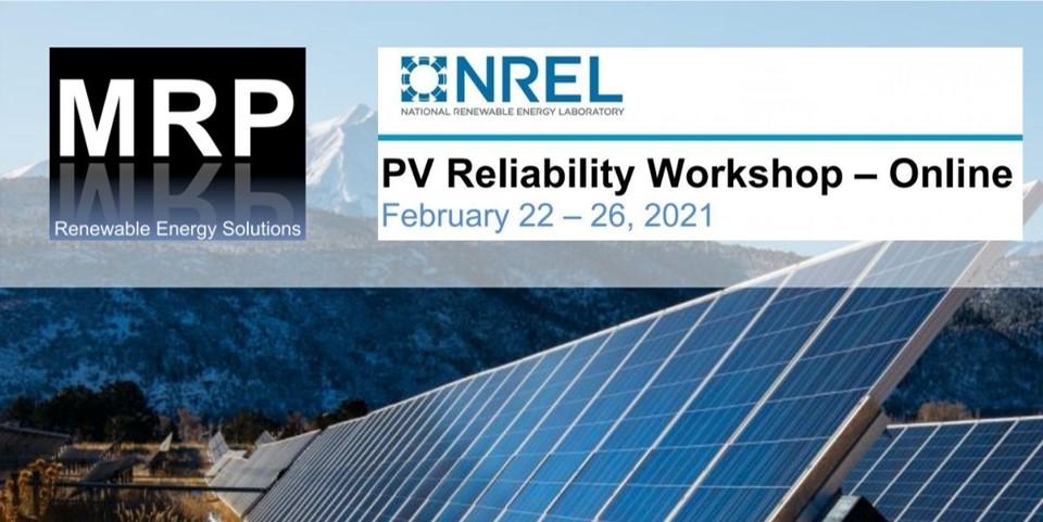 NREL PVRW 2021